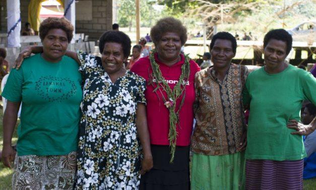 Mary Jack – Women in Vanuatu are taking ownership