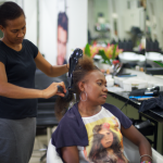 Behind the scenes of Sista Gat Style with Marie Boe