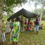 Cervical Cancer Screening impacts rural and urban Santo communities