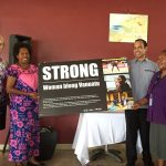 STRONG: Woman Blong Vanuatu photo exhibition at Seafront