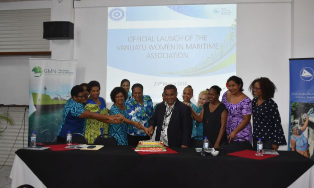 Vanuatu Women In Maritime Association launched