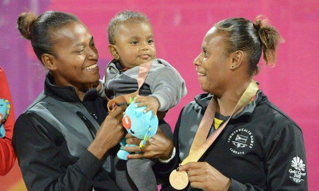 Vanuatu claim beach volley bronze