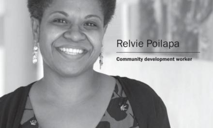 Relvie Poilapa – Women To Watch