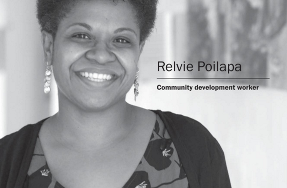Relvie Poilapa – Women To Watch