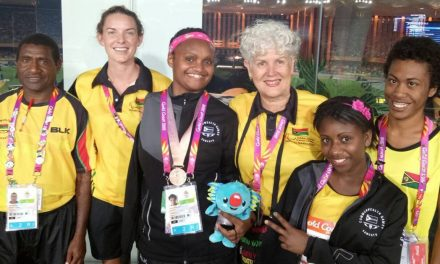 Herstory our history- Vanuatu's first ever Commonwealth Games medal