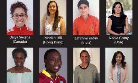 Vanuatu National Female Cricket Captain competes in England for Fairbreak XI