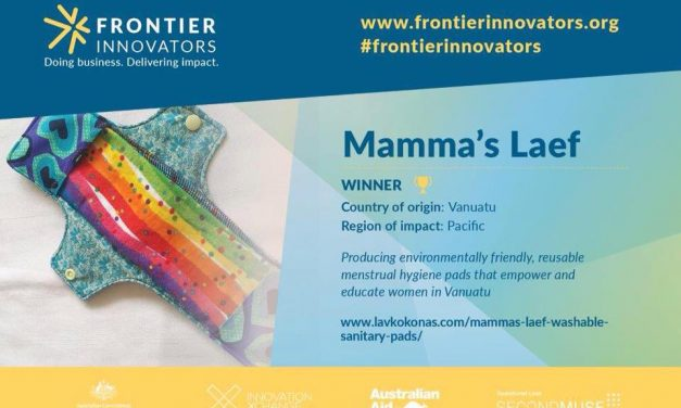 Mama's Laef group wins grant