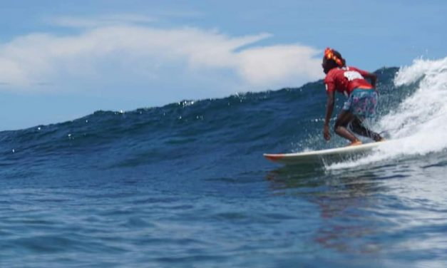 Solwota Sista and Smart Sista Surf Day on May 10th 2018