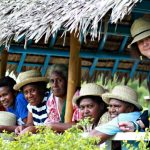 Vanuatu women weave colonial-era tools with business skills to get ahead in hat trade