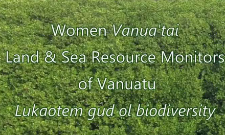 Women Vanua'tai Resource Monitors of Vanuatu