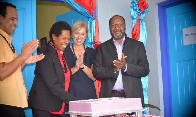 Refurbished Department of Women's Affairs Opens