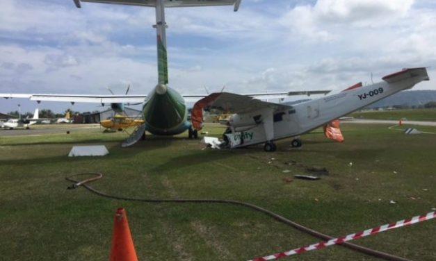 No injuries in emergency landing
