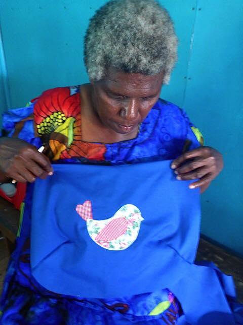 sewing vanuatu