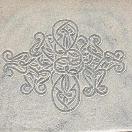 sand drawing vanuatu