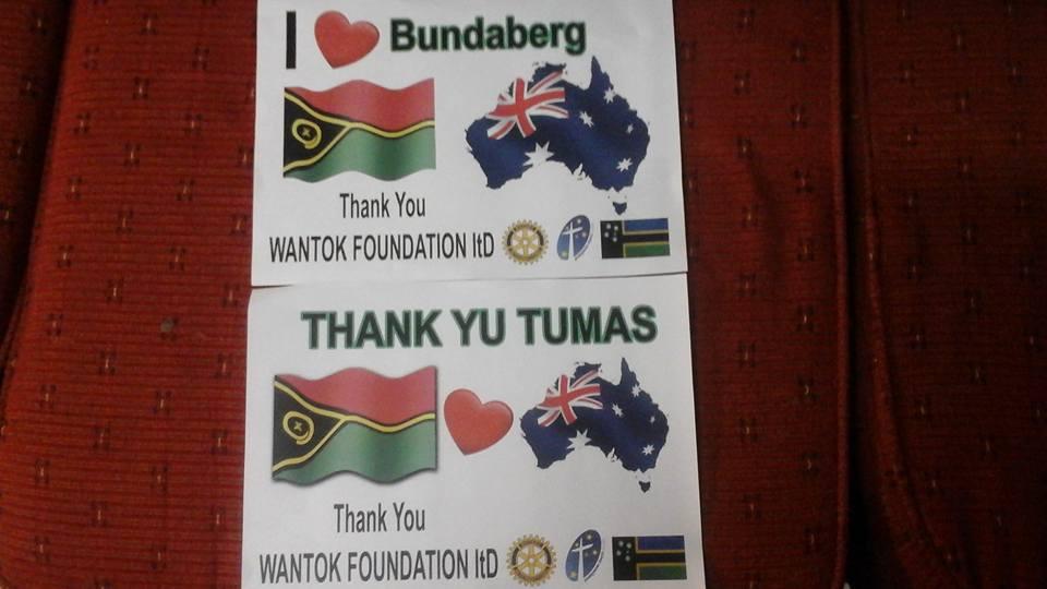 bundaberg and vanuatu