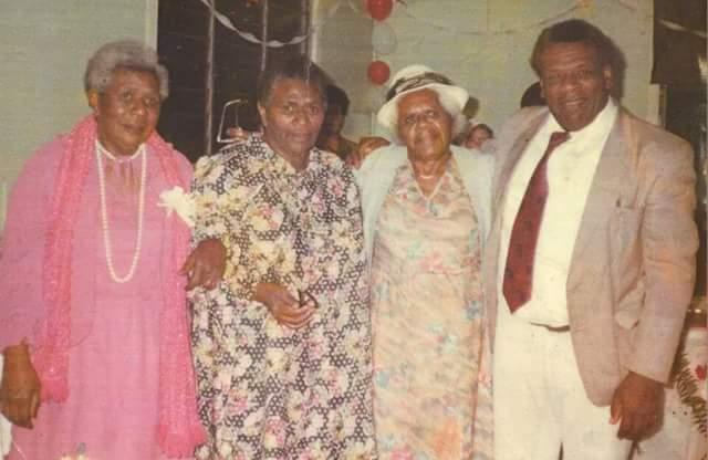 Cecilia, Joyce, Hope, Gordon (siblings)