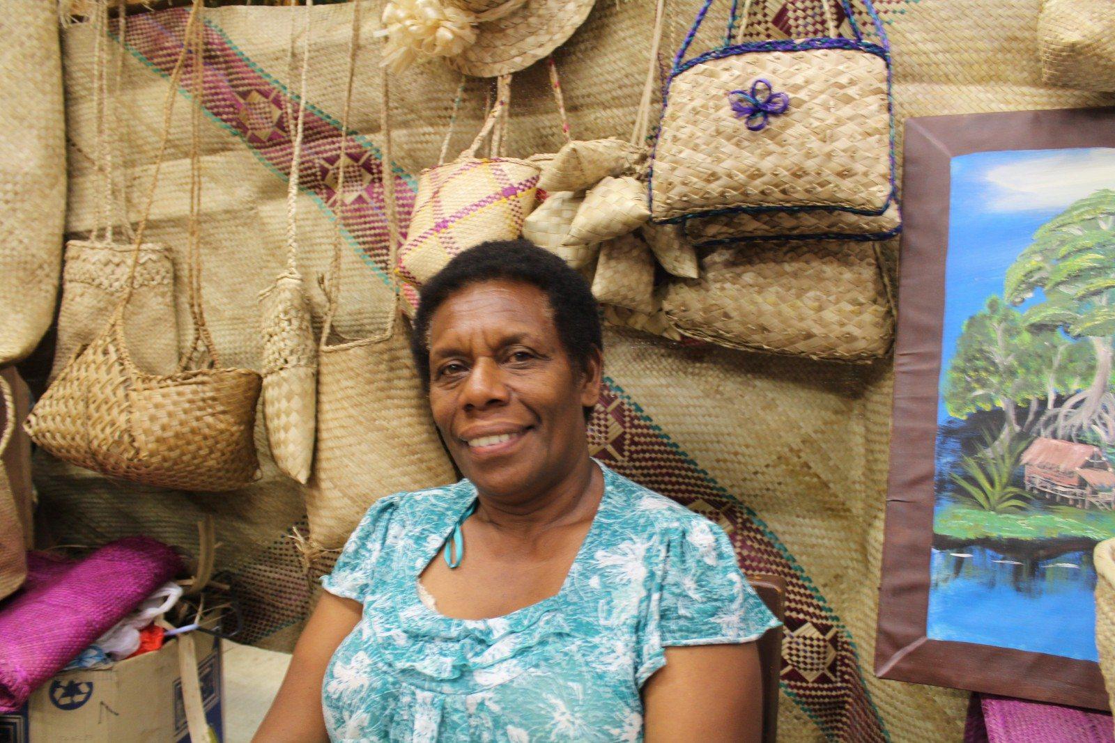 weaving vanuatu