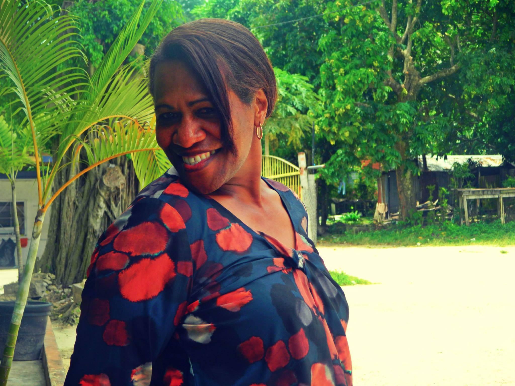 Kizzy Vanuatu Buzz Fm