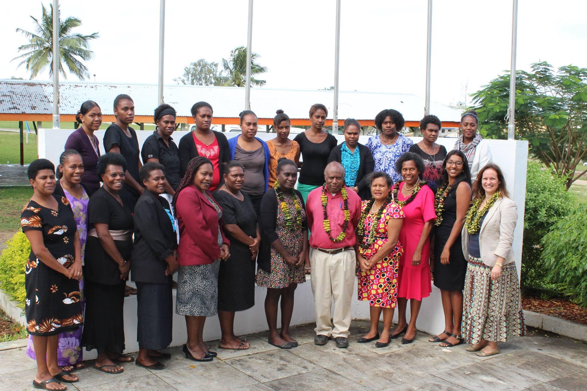 Department of Women's Affairs Vanuatu