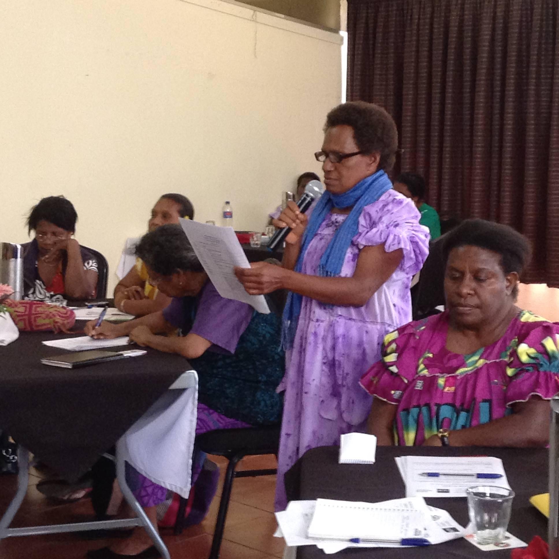 Vanuatu Women's Economic Empowerment