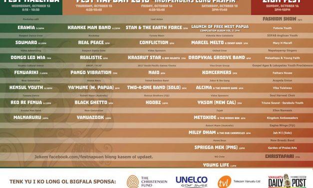 Fest'Napuan 2016 Music Festival