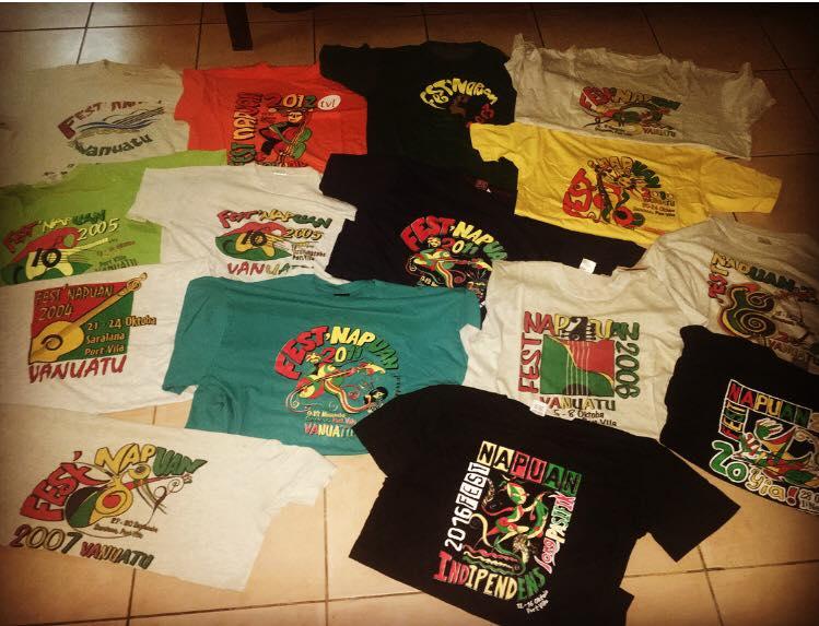 t-shirts fest napuan 2016
