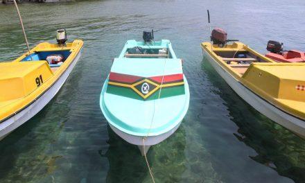 Escape to Pele Island