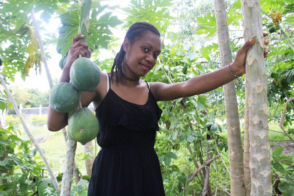 Ni-Vanuatu girls