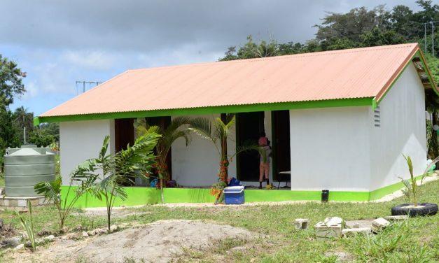 New market house for Mangaliliu opens