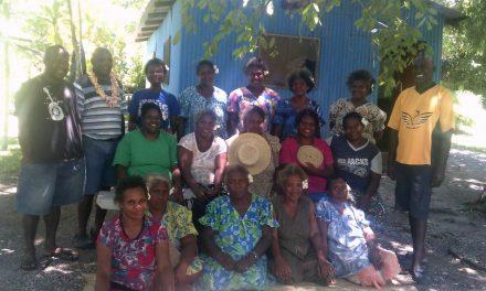 Malo women's handicraft association ready for third export