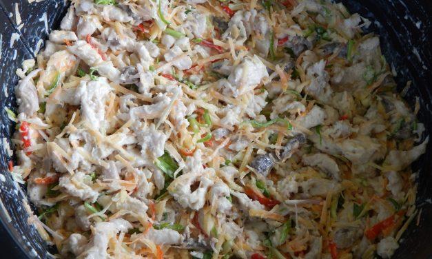 Salad Fis – The Nutrition Centre