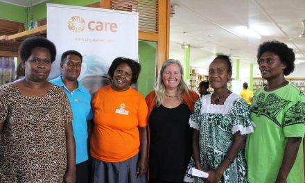 'Nomo Fraet' — Empowering girls in Menstrual Hygiene Managment