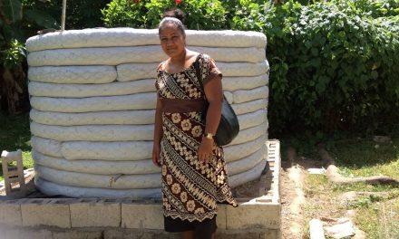 Vanuatu Earthbag Building