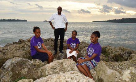 SMART Sistas to represent Vanuatu at first robotic challenge