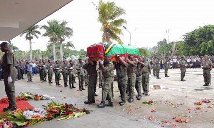 Vanuatu bids last farewell to President Lonsdale