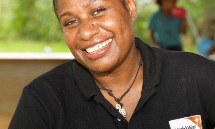 Joyce Napuat named as SPC '70 Inspiring Pacific Women'