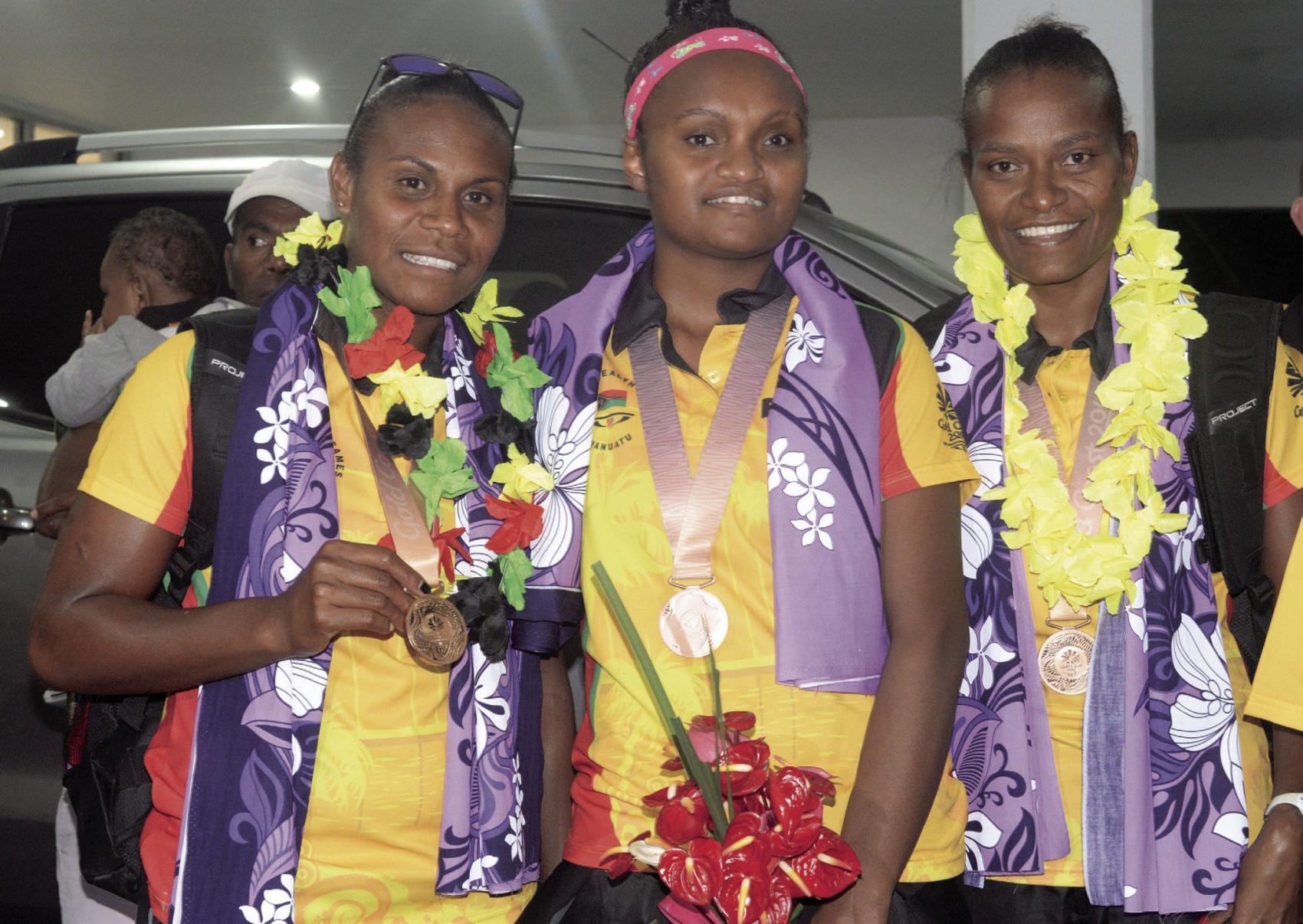 bronze-commonthwealth-vanuatu-winners