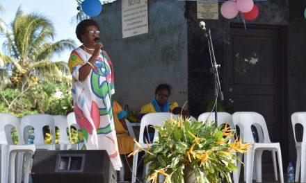 Lini calls for unity among women
