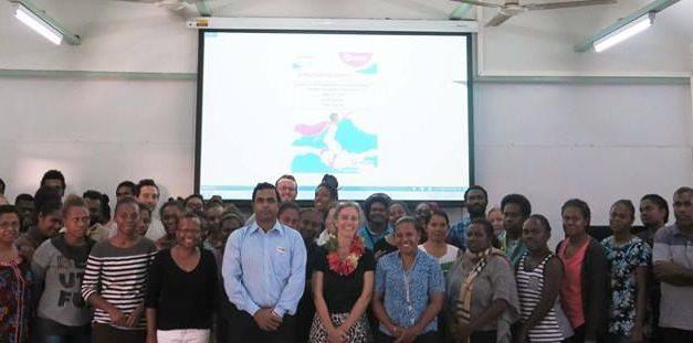 USP, UNICEF raise Menstrual Hygiene Management Awareness