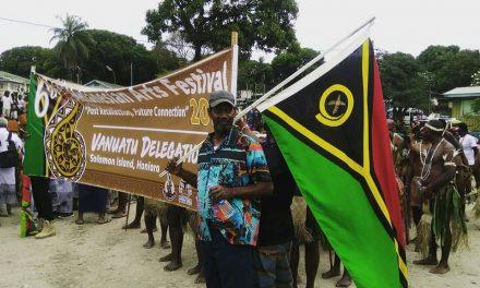 Melanesian Arts Festival 2018