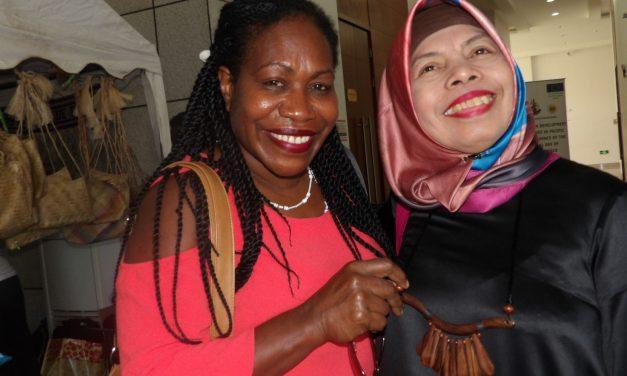 Indonesian keen to train women
