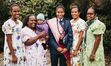 First Ni Vanuatu woman in NZ police