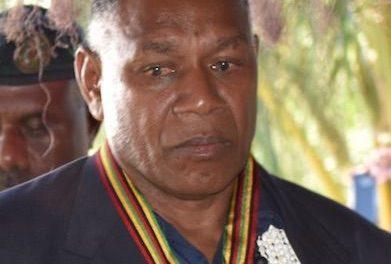 Caretaker Malvatumauri President blames 'foreign cultures' for high crime rates