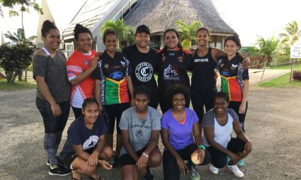 Vanuatu set to host first Women's Rugby match