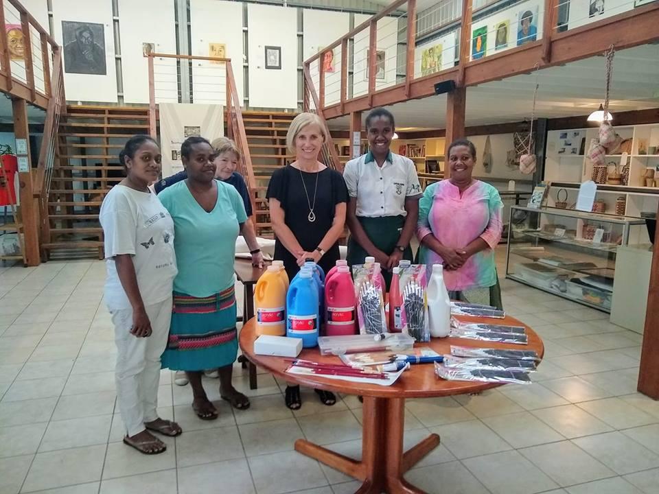 women-artists-vanuatu