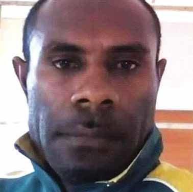 ALLEGED MURDER SUSPECT A PAROLEE