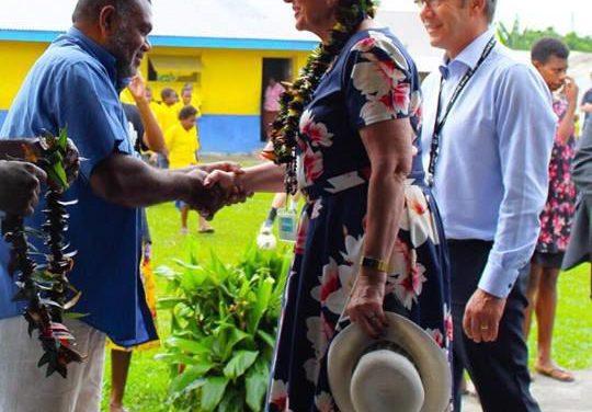 NZ to help women in Vanuatu get into Parliament