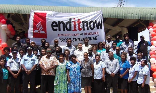 Solid partnership against violence