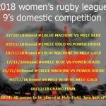 Women's Rugby League Domestic Competition