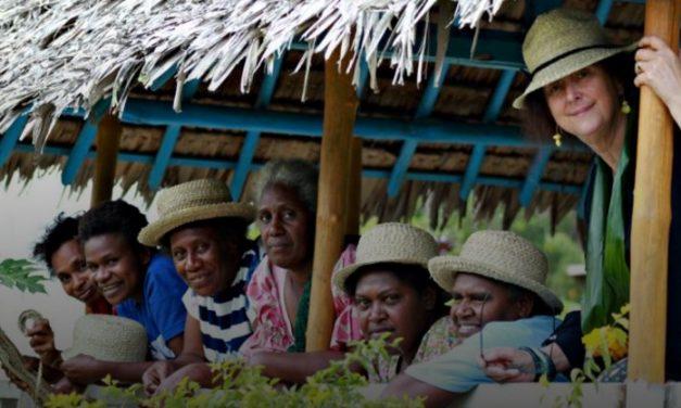 Social media helping women to share stories in Vanuatu